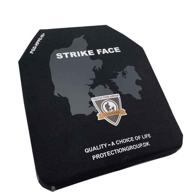 Protection Group Denmark Ballistic plate NIJ level III+