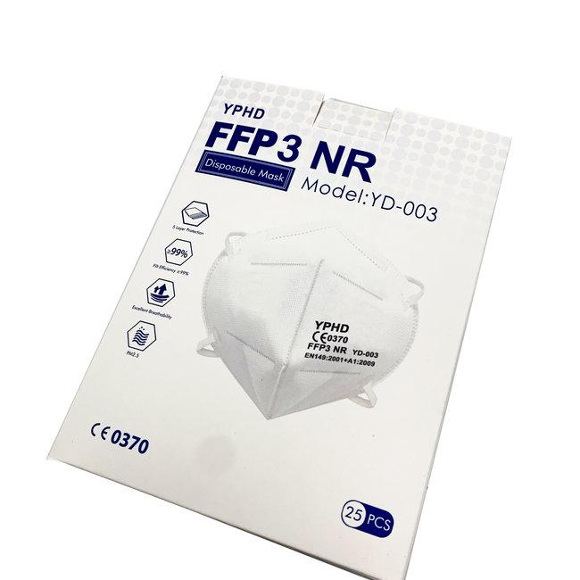 Masques de protection FFP3 (25/pk)