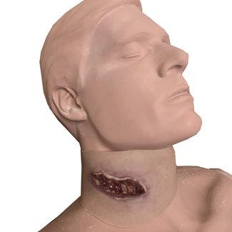 Techline Trauma Wearable Neck Wound