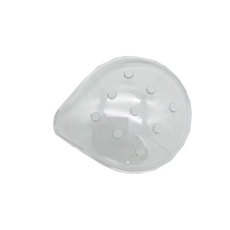 Clear Polycarb Eye Shield
