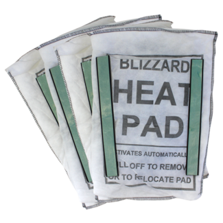 Persys Medical Blizzard Warmte Pads