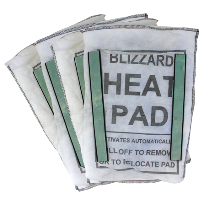 Persys Medical Blizzard Heat Pads