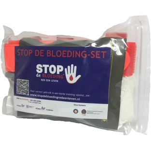 Stop de Bloeding-set