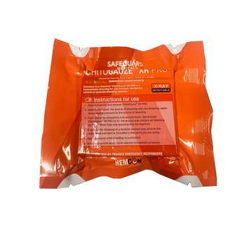 Safeguard ChitoGauze XR Pro
