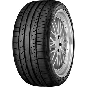 CONTINENTAL 255/55 WR18 TL 105W CO CSC 5 SUV MO OLD DOT