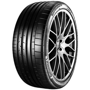 CONTINENTAL 265/30 ZR19 TL 93Y  CO CSC 6 XL DOT 2017