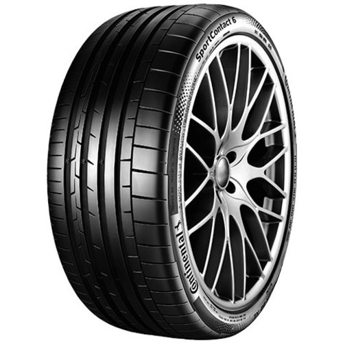 CONTINENTAL 275/30 ZR19 TL 96Y  CO CSC 6 XL DOT 2017