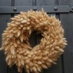 Wreath Lagurus Ø 30 centimeters