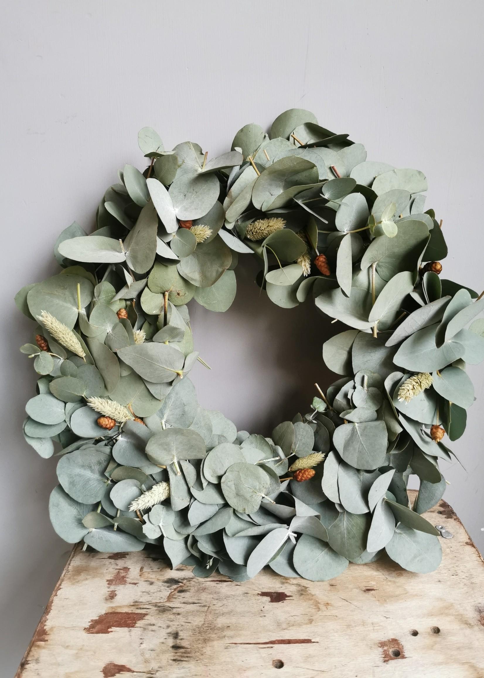 Eucalyptus krans DIY