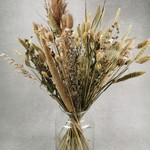 """Bouquet of dried flowers """"Natural Touch"""""""