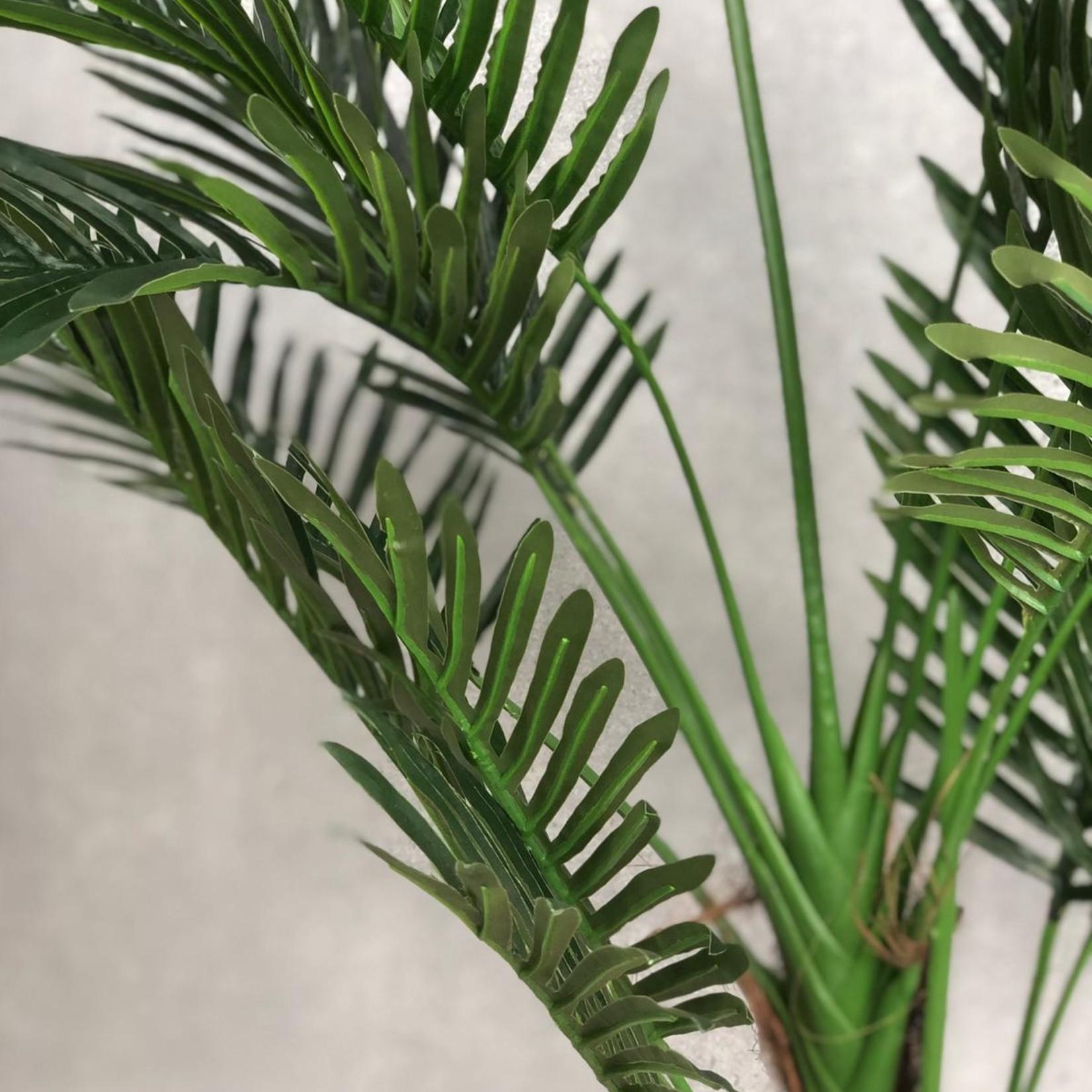 Artificial Palm plant ⇑100 cm  in black pot