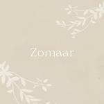 Kaart ZOMAAR