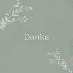 Karte DANKE