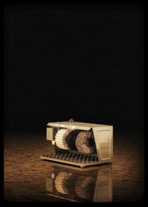 Heute Schoenpoetsmachine Easy Comfort Graphite