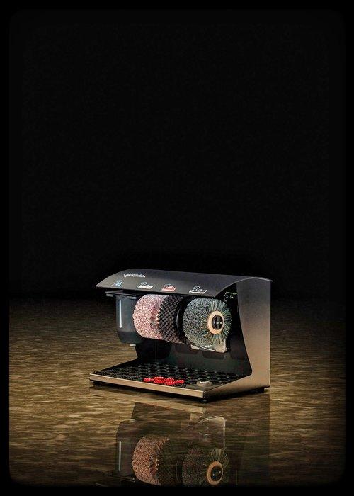 Heute Schoenpoetsmachine Elégance Couleur Black (RAL 9005)