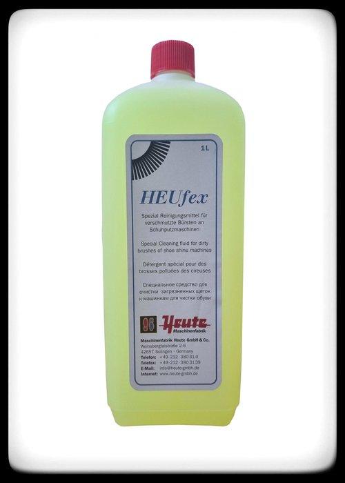 Heute HEUfex speciaal schoonmaakmiddel voor schoenpoetsmachines