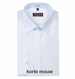 MarVelis MarVelis Body Fit blue, New York Kent, Korte mouw