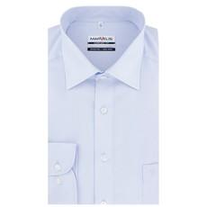 MarVelis MarVelis strijkvrij overhemd Comfort Fit blue, New Kent