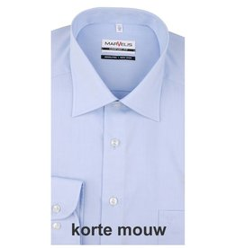 MarVelis MarVelis Comfort Fit blue, New Kent, Korte mouw