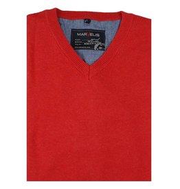 MarVelis MarVelis Pullover rood