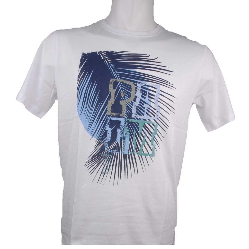 MarVelis MarVelis T-shirt wit met print