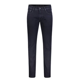 MAC Jeans MAC Stan Workout Denimflexx, Deep Blue Over Dyed Black