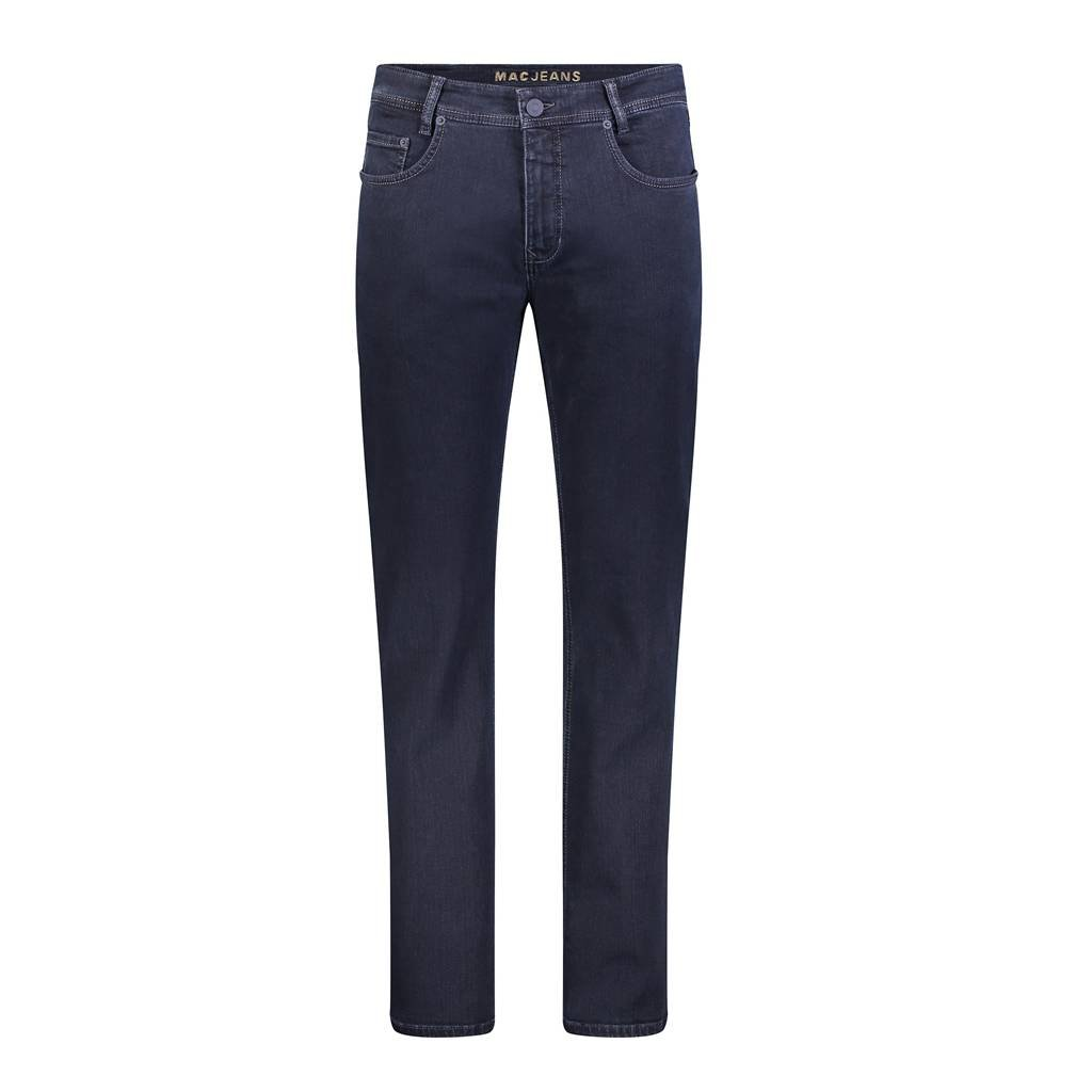 MAC Jeans MAC Arne Recycled Denim, Blue Black
