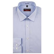 MarVelis MarVelis overhemd blauw-wit gestreept Body Fit, New York Kent kraag