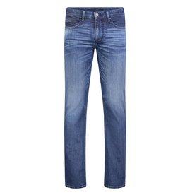 MAC Jeans MAC Arne Left Hand Denim, Dark Indigo Authentic Wash