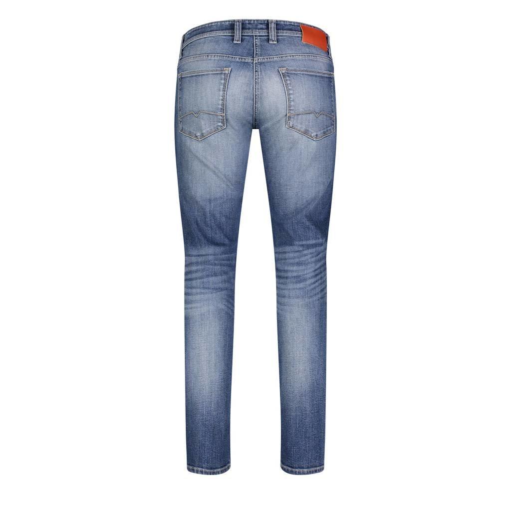 MAC Jeans MAC Stan Workout Denimflexx, Authentic Wash Midblue