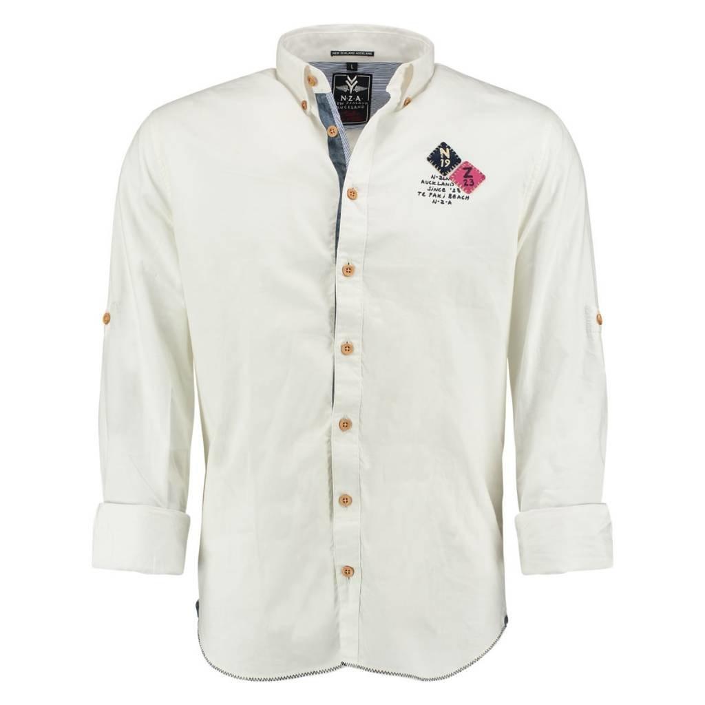 New Zealand Auckland NZA New Zealand Auckland NZA shirt White