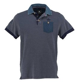 New Zealand Auckland NZA New Zealand Auckland Polo New Navy/Off