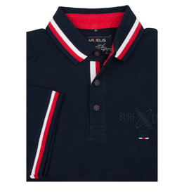 MarVelis MarVelis polo navy blue
