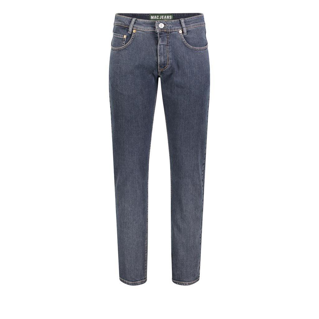 MAC Jeans MAC Arne Recycled Denim, Washed Greycast