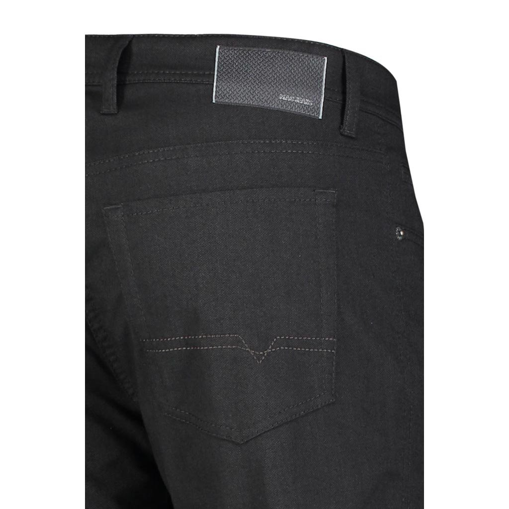 MAC Jeans Arne Micro Structure Stretch, Grey Stone