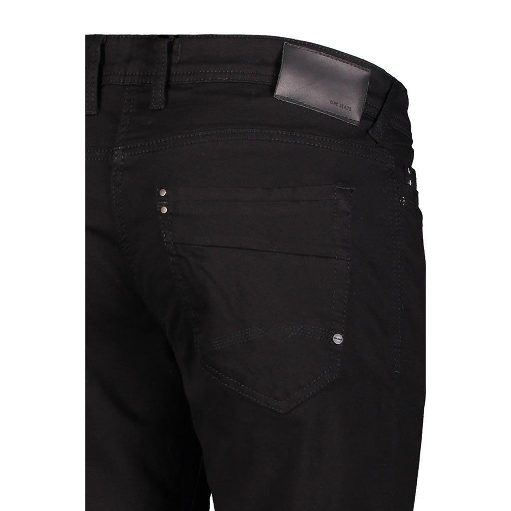 MAC Jeans MAC Ben Authentic Denim, Stay Black Black