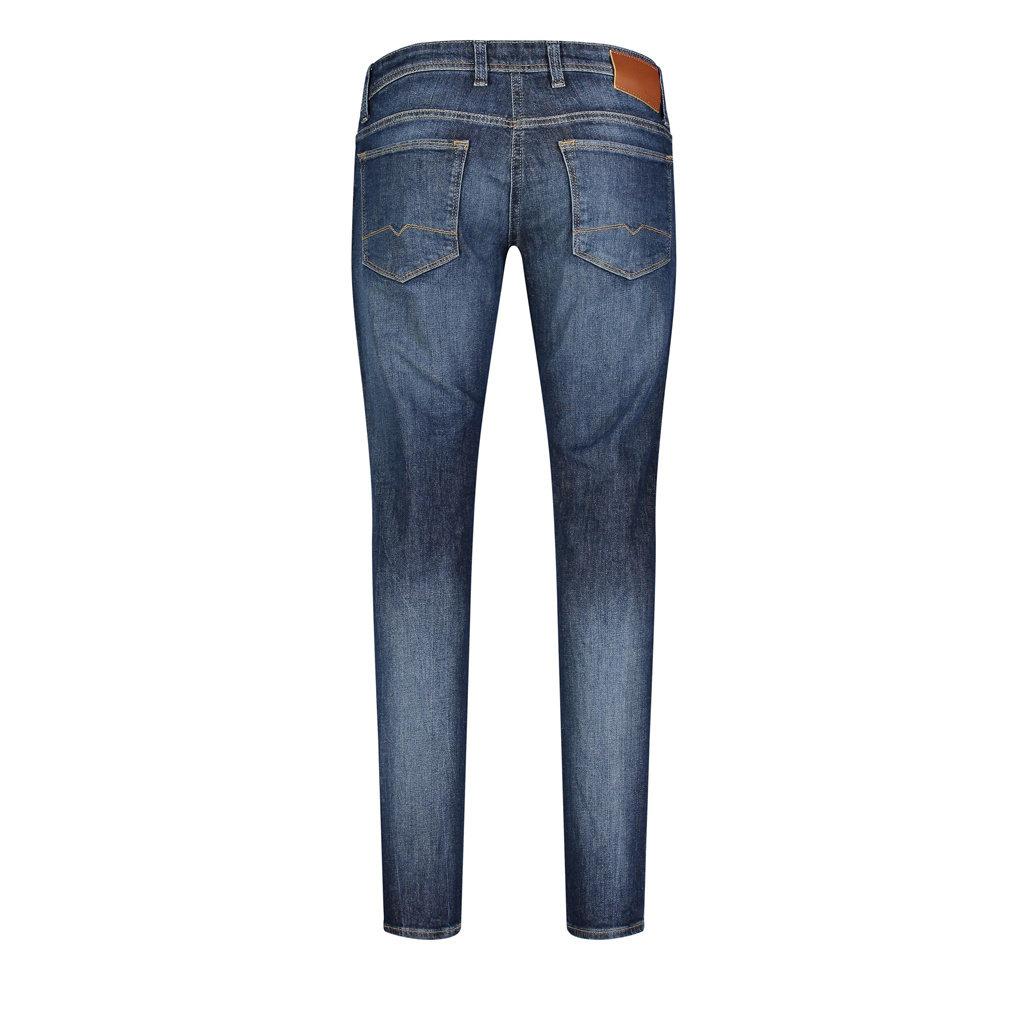 MAC Jeans MAC Stan Workout Denimflexx, Deep Blue Authentic Used