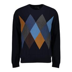 MarVelis MarVelis pullover met fraaie kleuren mix
