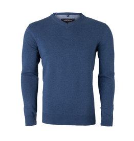 MarVelis MarVelis Pullover jeans blauw