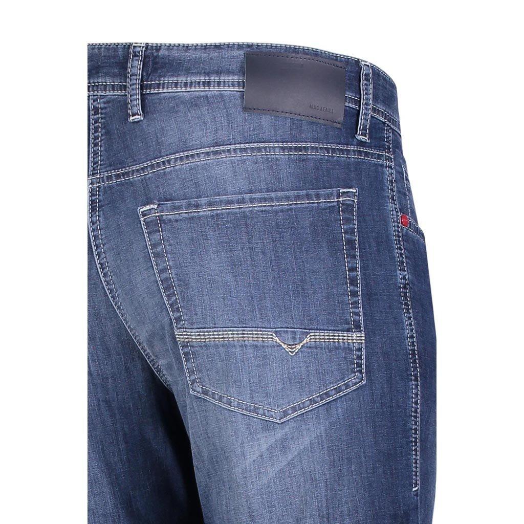 MAC Jeans MAC Arne Light Weight Stretch, Deep Blue 3D Authentic Wash