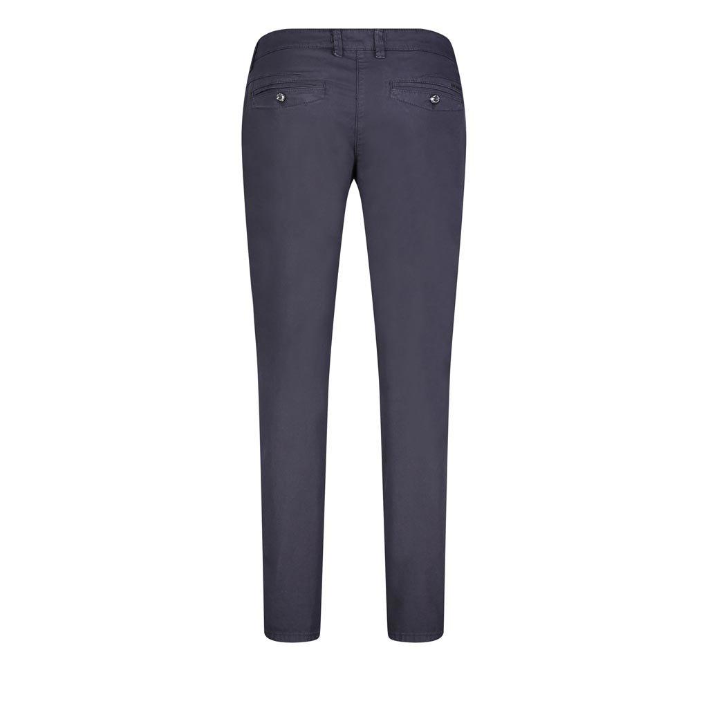 MAC Jeans MAC Lennox Canvas Stretch, Night Blue PPT