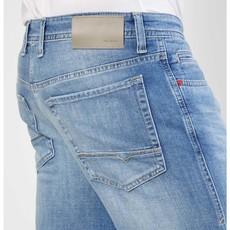 MAC Jeans MAC Arne Left Hand Denim, Summer Light Blue Authentic Wash