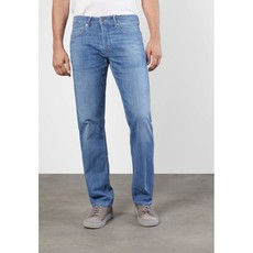 MAC Jeans MAC Arne Light Weight Stretch, Cobalt Blue Authentic Wash