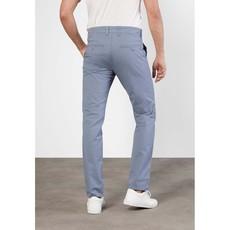 MAC Jeans MAC Lennox Printed Gabardine, Capri Blue Printed