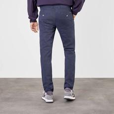 MAC Jeans MAC Lennox Melange Gabardine, Midnight Navy Printed