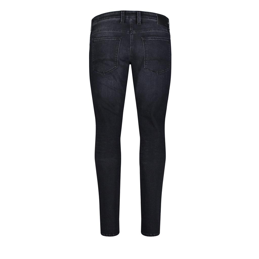 MAC Jeans MAC Stan Workout Denimflexx, Authentic Black Black
