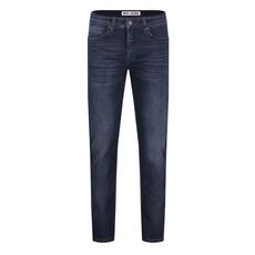 MAC Jeans MAC Arne Left Hand Denim, Deep Blue Authentic Used Od Black