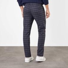 MAC Jeans MAC Lennox Ceramica Wool Look, Night Blue Check