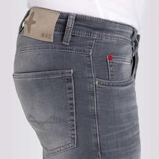 MAC Jeans MAC Jog'n Bermuda, Light Sweat Denim, Ashgrey Used