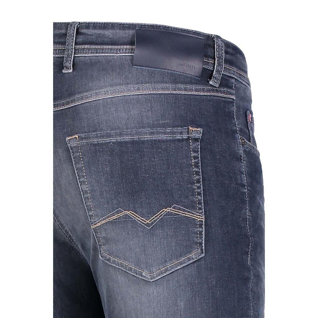 MAC Jeans MAC Macflexx, Ebony Blue Authentic Used